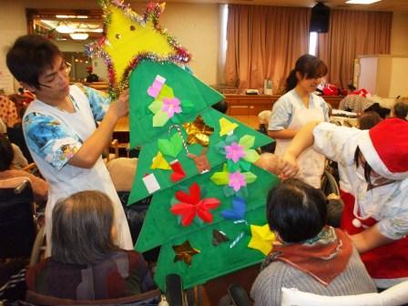 20101217入所クリスマス.JPG